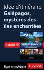 Idée d'itinéraire - Galápagos, mystères des îles enchantées