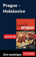 Prague - Holešovice
