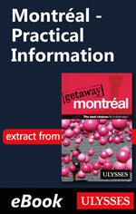 Montréal - Practical Information
