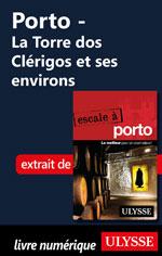 Porto - La Torre dos Clérigos et ses environs