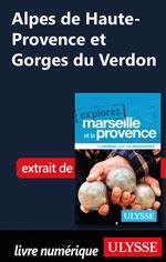Alpes de Haute-Provence et Gorges du Verdon