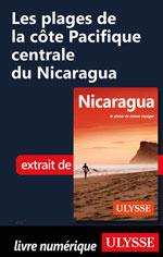 Les plages de la côte Pacifique centrale du Nicaragua