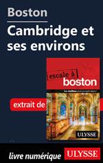 Boston - Cambridge et ses environs