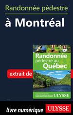Randonnée pédestre à Montréal