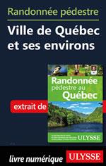 Randonnée pédestre Ville de Québec et sesenvirons