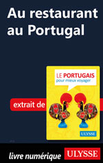 Au restaurant au Portugal (Guide de conversation)