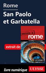 Rome - San Paolo et Garbatella