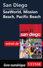 San Diego - SeaWorld, Mission Beach, Pacific Beach