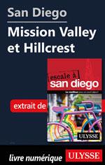 San Diego - Mission Valley et Hillcrest