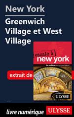 New York - Greenwich Village et West Village