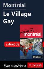 Montréal - Le Village Gay