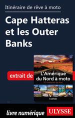 Itinéraire de rêve à moto - Cape Hatteras et les Outer Banks
