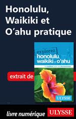Honolulu, Waikiki et O'ahu pratique