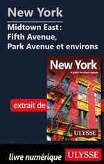 New York MidtownEastFifthAvenue, ParkAvenueetenvirons