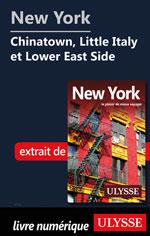 New York - Chinatown,LittleItalyetLowerEastSide