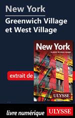 New York - GreenwichVillageetWestVillage