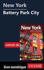 New York - BatteryParkCity