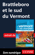 Brattleboro et le sud du Vermont
