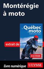 Montérégie à moto