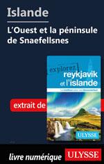 Islande - L'Ouest et la péninsule de Snaefellsnes