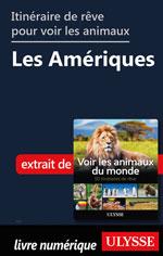 Itinéraires de rêve pour voir les animaux -  Les Amériques