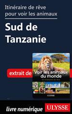 Itinéraire de rêve pour voir les animaux - Sud de Tanzanie