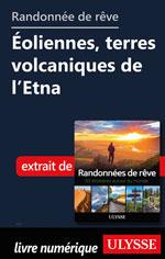Randonnée de rêve - Éoliennes, terres volcaniques de l'Etna