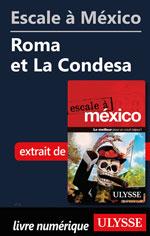 Escale à México - Roma et La Condesa