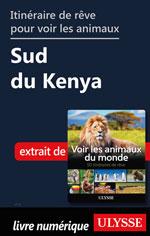 Itinéraire de rêve pour voir les animaux -  Sud du Kenya