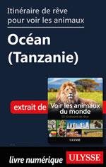 Itinéraire de rêve pour voir les animaux - Océan (Tanzanie)