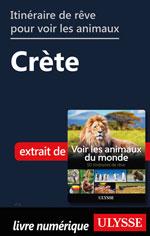 Itinéraire de rêve pour voir les animaux -  Crète