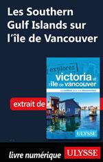 Les Southern GulfIslands sur l'île de Vancouver