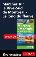 Marcher sur la Rive-Sud de Montréal - Le long du fleuve