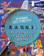Lonely Planet Interdit aux Parents États-Unis, 2ème Éd.