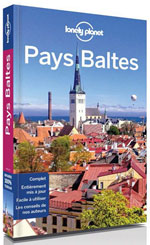 Lonely Planet Pays Baltes 3e Édition