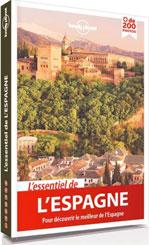 Lonely Planet l'Essentiel de l'Espagne