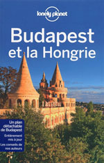 Lonely Planet Budapest et la Hongrie