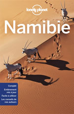 Lonely Planet Namibie