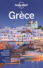 Lonely Planet Grèce