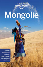 Lonely Planet Mongolie
