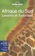 Lonely Planet Afrique du Sud
