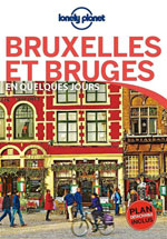 Lonely Planet en Quelques Jours Bruxelles & Bruges