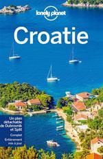 Lonely Planet Croatie