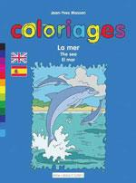 Coloriages: la Mer / the Sea / El Mar
