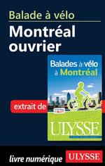 Balade à vélo - Montréal ouvrier
