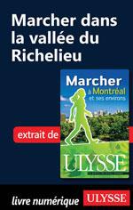 Marcher dans la vallée du Richelieu