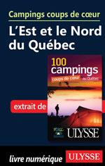 Campings coups de cœur L'Est et le Nord du Québec