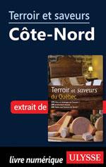 Terroir et saveurs - Côte-Nord
