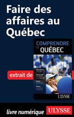 Faire des affaires au Québec