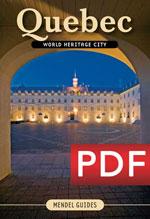 Quebec - World Heritage City (Pdf)